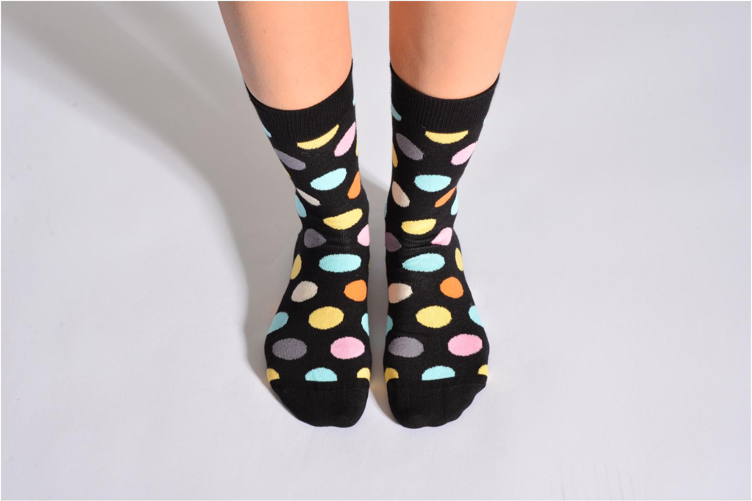 Socks BIG DOT BD01-099 NOIR