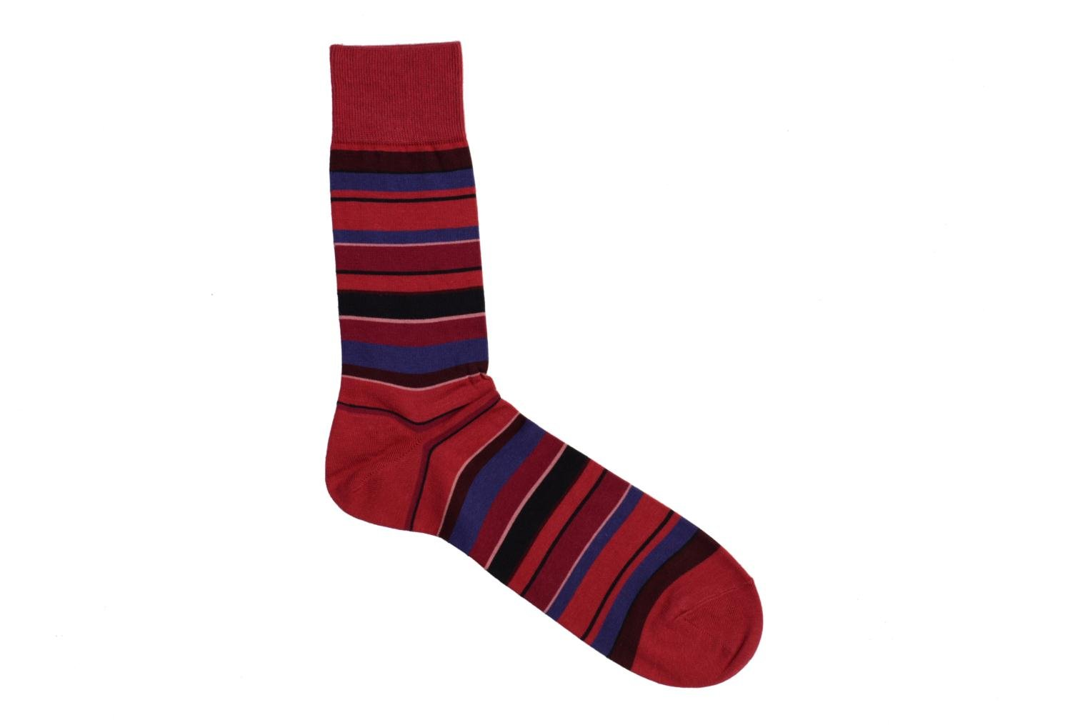 Chaussettes NEW STRIPE 8030 rouge