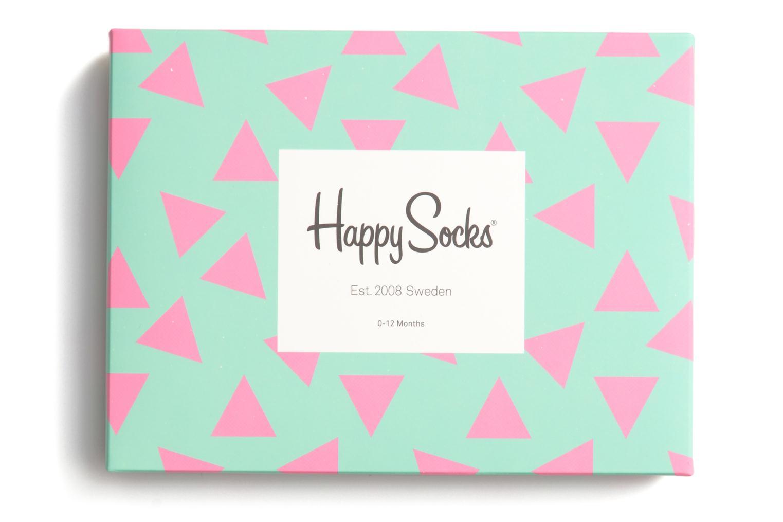 Chaussettes et collants Happy Socks Chaussettes Gift pack Pack de 6 Multicolore vue portées chaussures