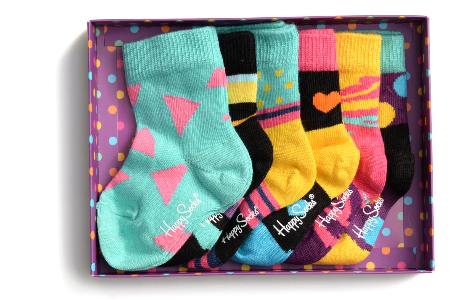 Chaussettes et collants Happy Socks Chaussettes Gift pack Pack de 6 Multicolore vue face