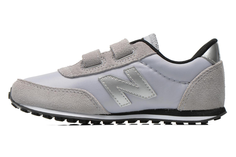 Trainers New Balance KE410 J Grey front view