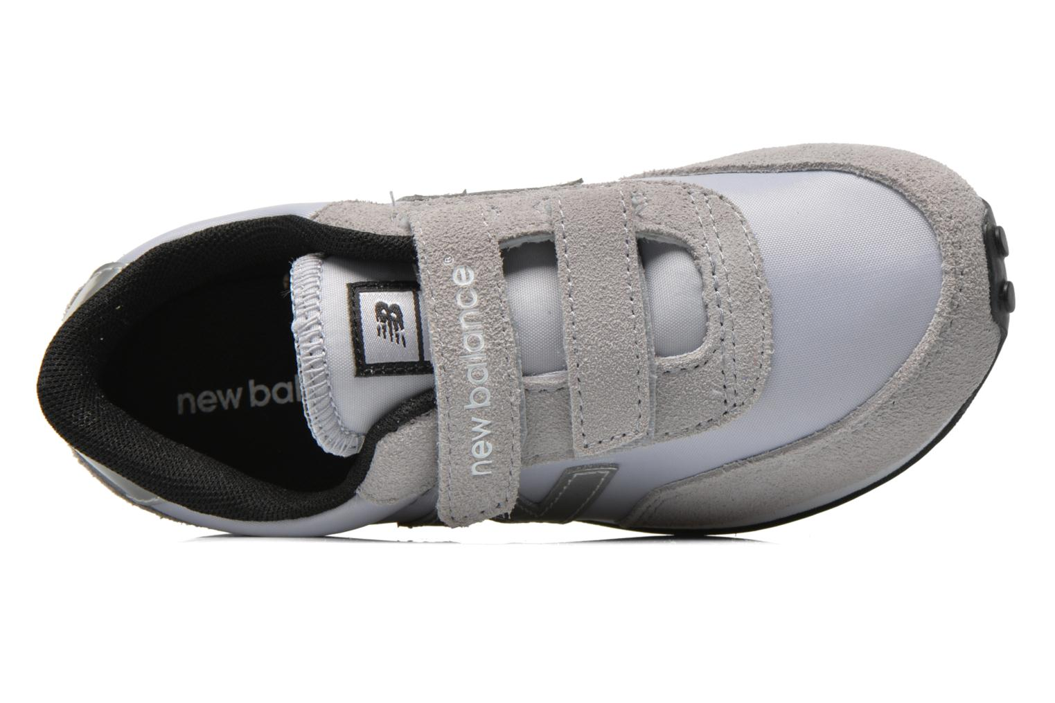 Trainers New Balance KE410 J Grey view from the left