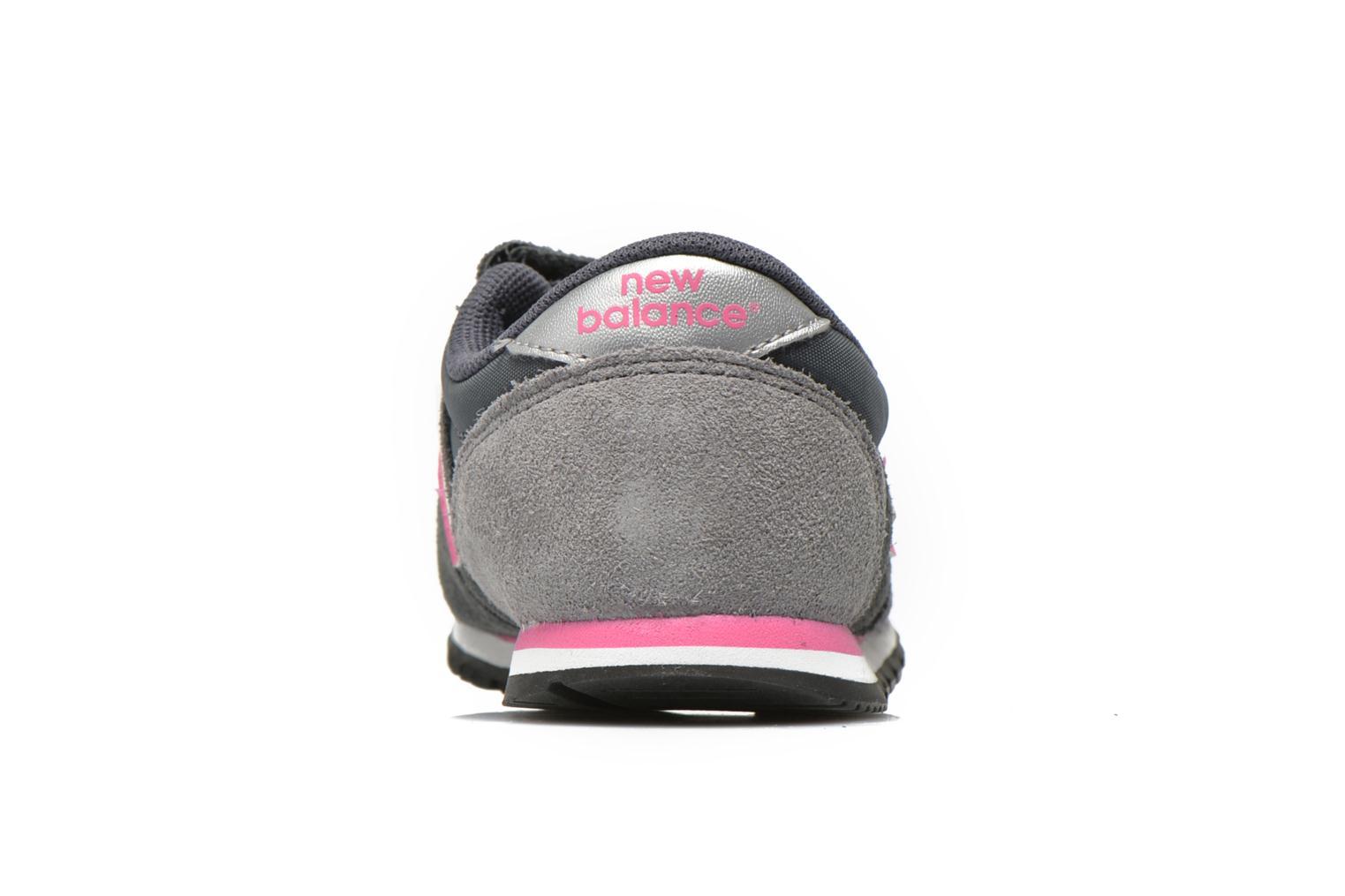Sneaker New Balance KE420 I grau ansicht von rechts