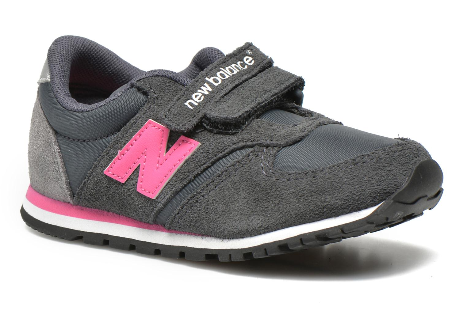 Trainers New Balance KE420 I Grey detailed view/ Pair view