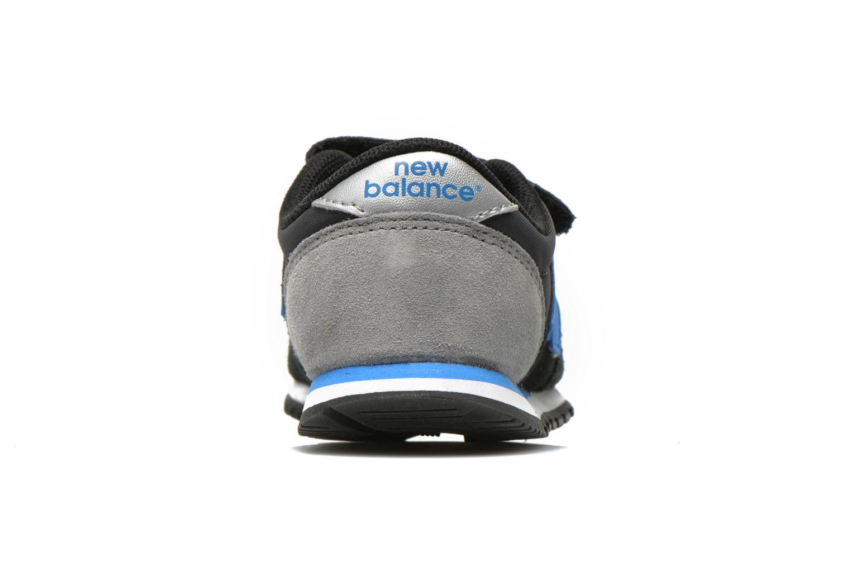 Sneaker New Balance KE420 I schwarz ansicht von rechts