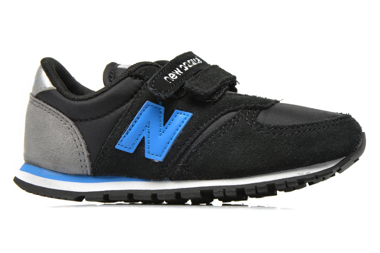Sneaker New Balance KE420 I schwarz ansicht von hinten