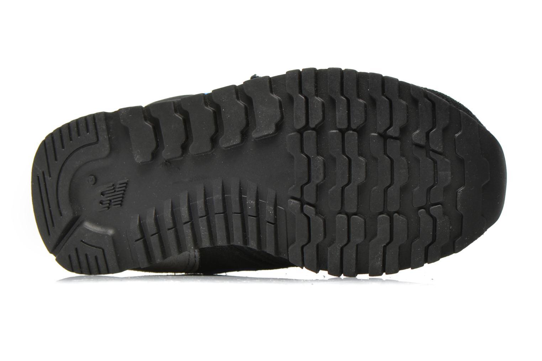 Baskets New Balance KE420 I Noir vue haut