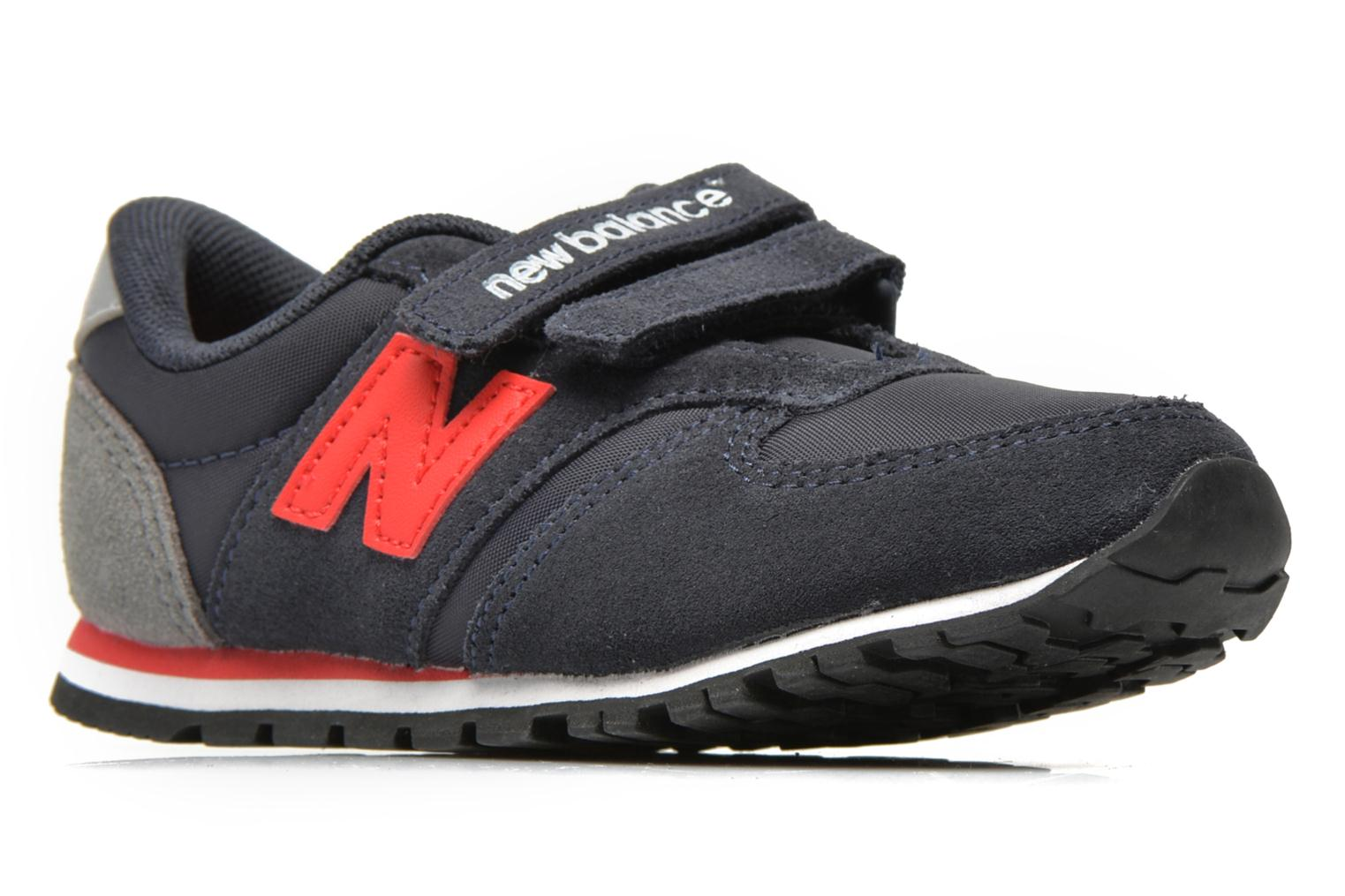 KE420 I Navy/Red 2
