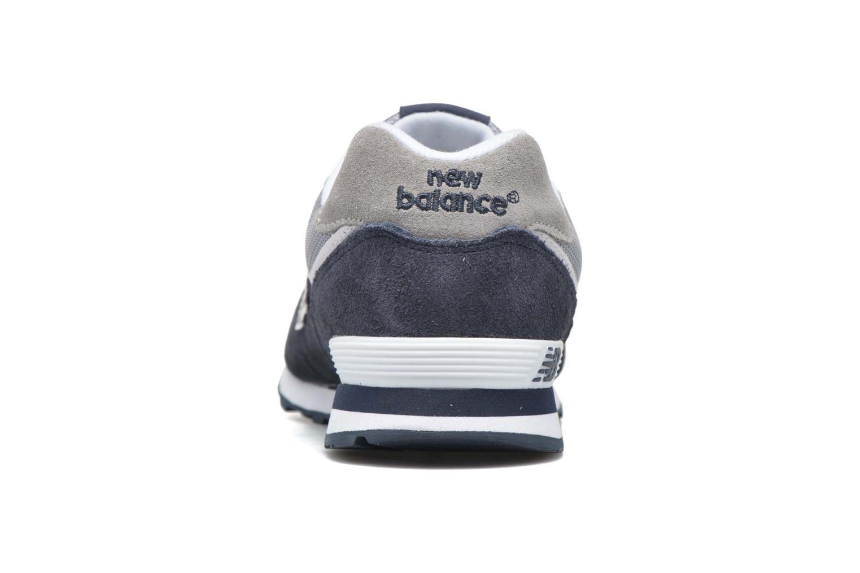 Sneakers New Balance KL574 J Blå Bild från höger sidan