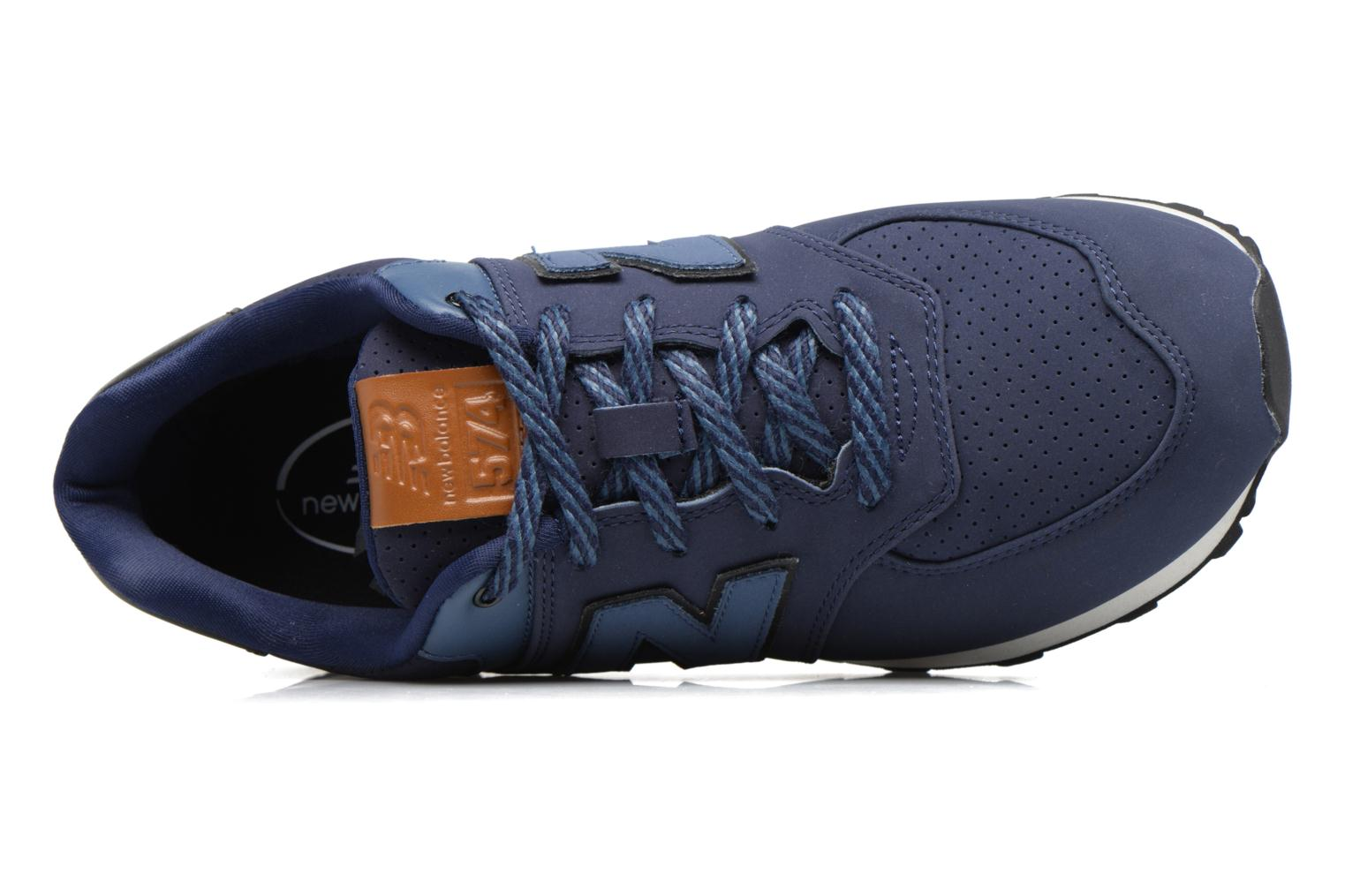 KL574 J YTG Blue/Black