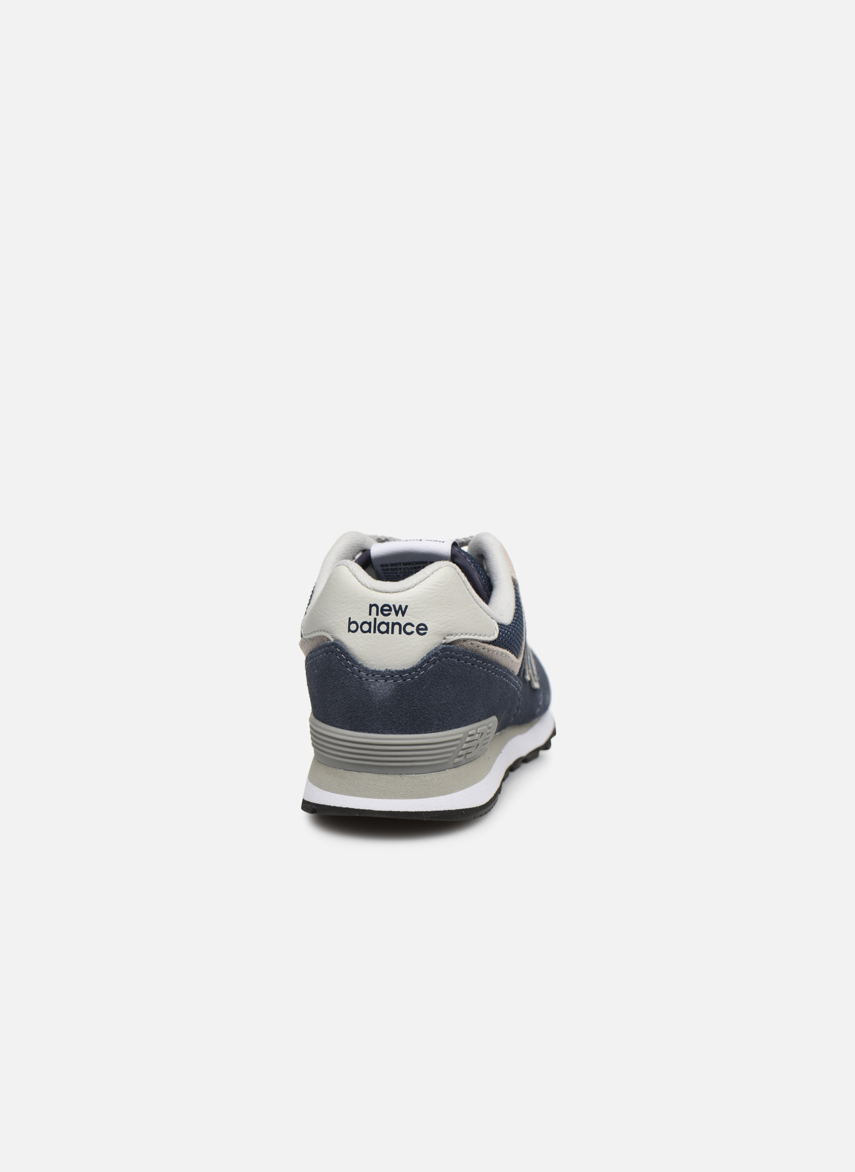 Trainers New Balance KL574 J Blue view from the right