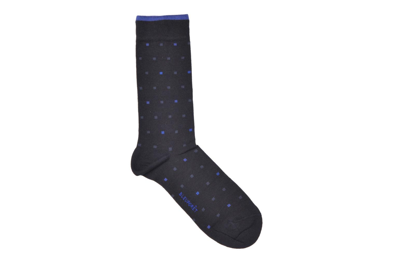 Chaussettes et collants BLEUFORÊT Chaussettes CARRES Bleu vue détail/paire