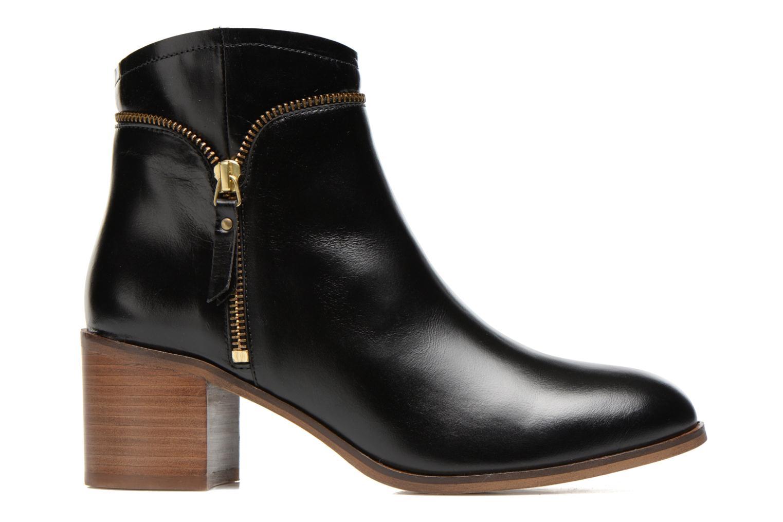 Bottines et boots Georgia Rose Cassine Noir vue derrière