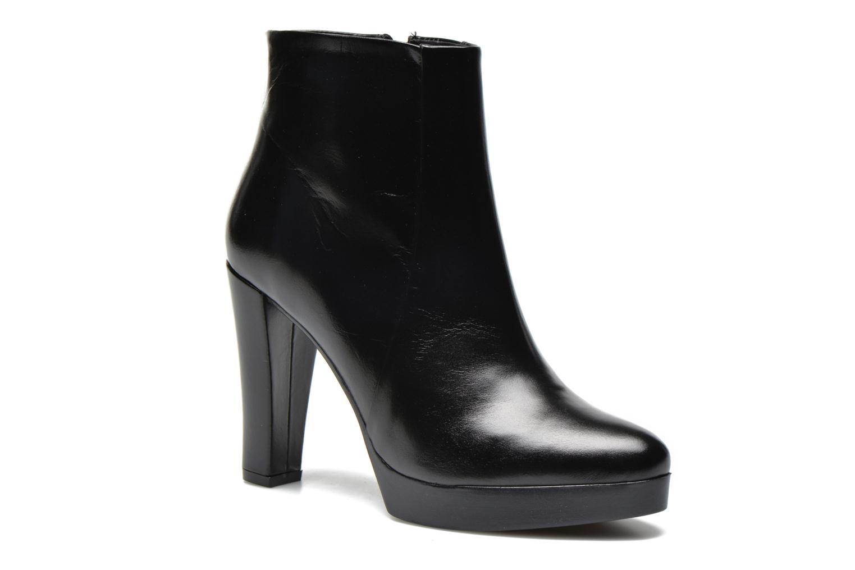 Bottines et boots Georgia Rose Tabatio Noir vue détail/paire