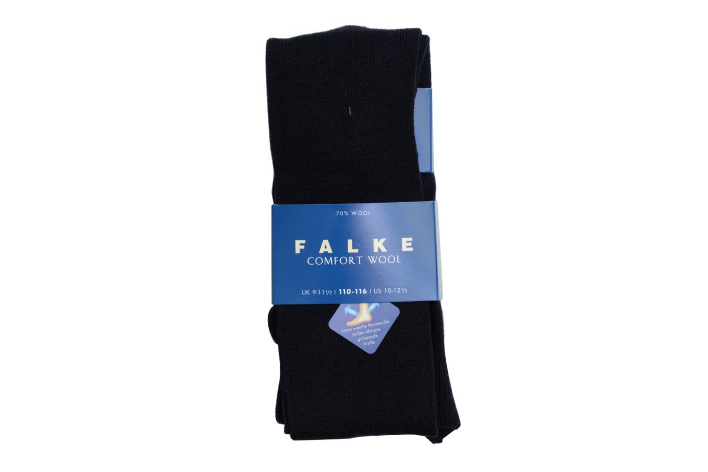 Chaussettes et collants Falke Collant COMFORT Bleu vue détail/paire