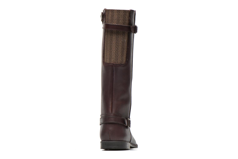 Støvler & gummistøvler Start Rite Tweed Brun Se fra højre