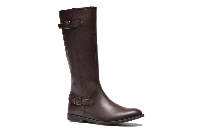 Støvler & gummistøvler Start Rite Tweed Brun detaljeret billede af skoene