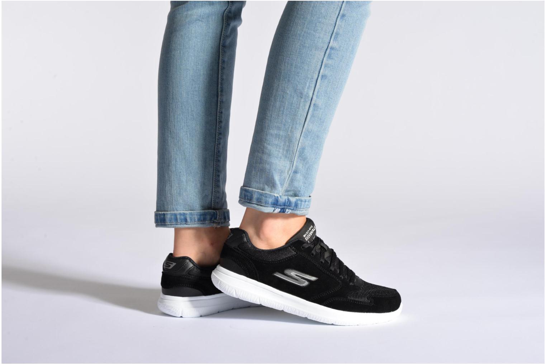 Sneakers Skechers GO Walk City Champion 13827 Grigio immagine dal basso