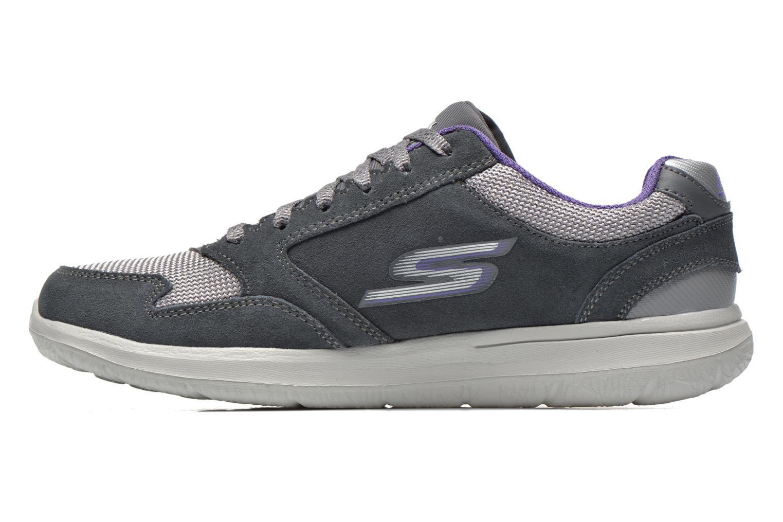 Sneakers Skechers GO Walk City Champion 13827 Grigio immagine frontale