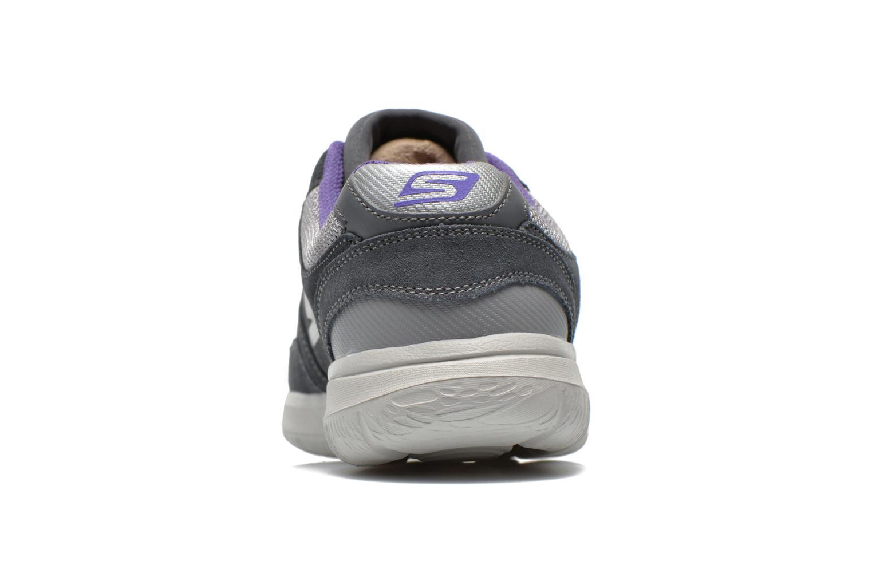 Sneakers Skechers GO Walk City Champion 13827 Grigio immagine destra