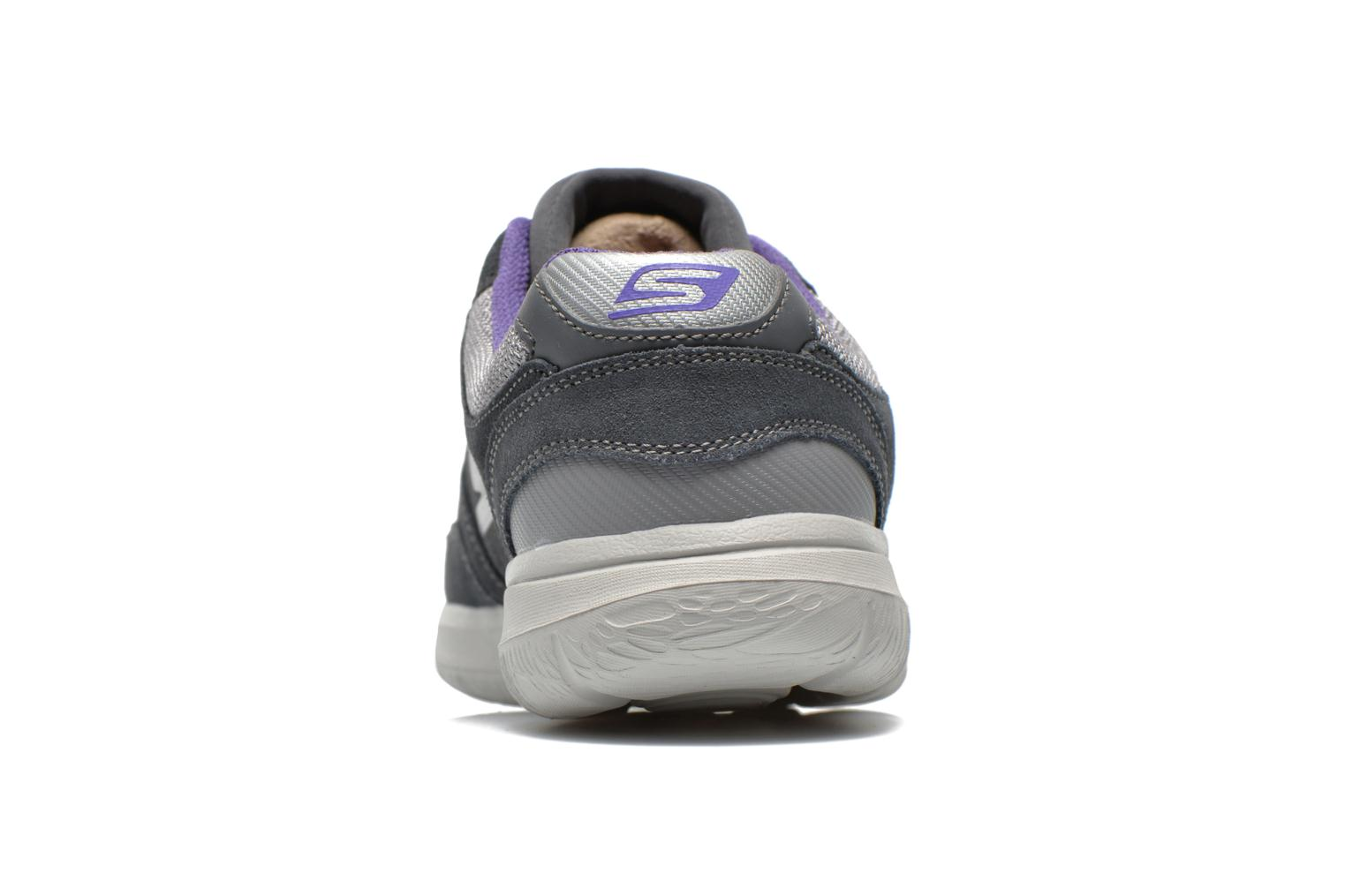 Sneakers Skechers GO Walk City Champion 13827 Grijs rechts