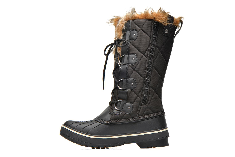 Chaussures de sport Skechers Highlanders Matterhorn Mountain 47700 Noir vue face