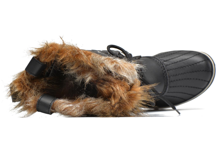 Chaussures de sport Skechers Highlanders Matterhorn Mountain 47700 Noir vue gauche