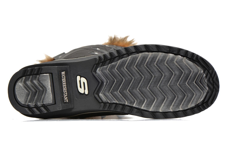 Chaussures de sport Skechers Highlanders Matterhorn Mountain 47700 Noir vue haut