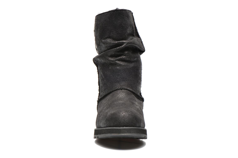 Bottines et boots Skechers Keepsakes Leather-Esque 48367 Noir vue portées chaussures