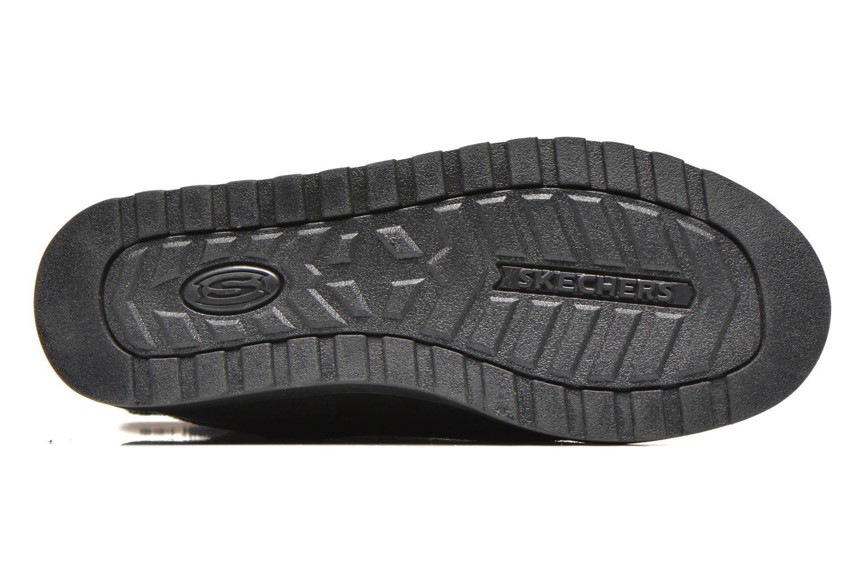 Bottines et boots Skechers Keepsakes Leather-Esque 48367 Noir vue haut