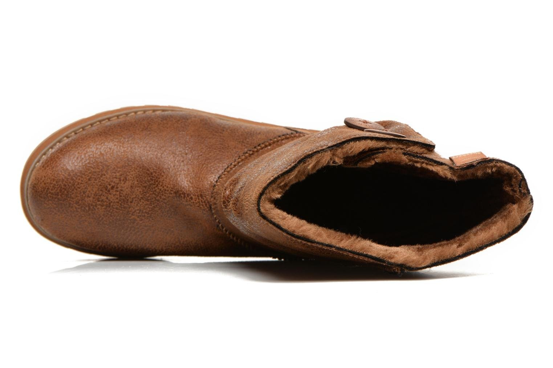 Bottines et boots Skechers Keepsakes Leather-Esque 48367 Marron vue gauche