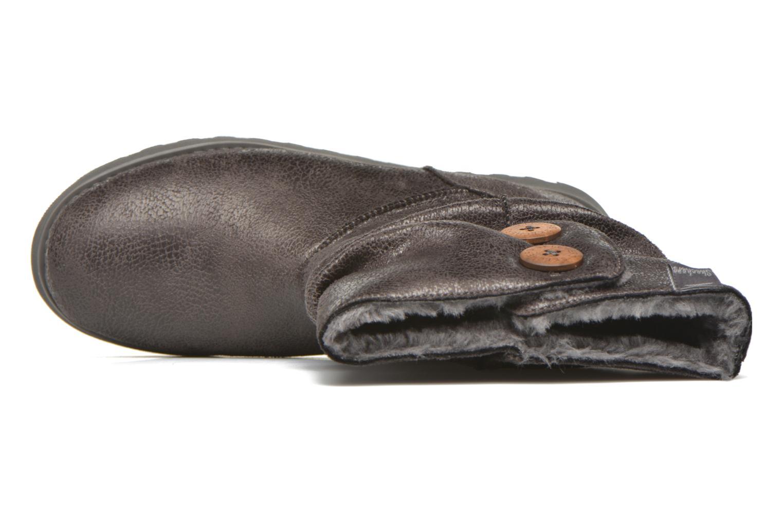 Stiefeletten & Boots Skechers Keepsakes Leather-Esque 48367 grau ansicht von links
