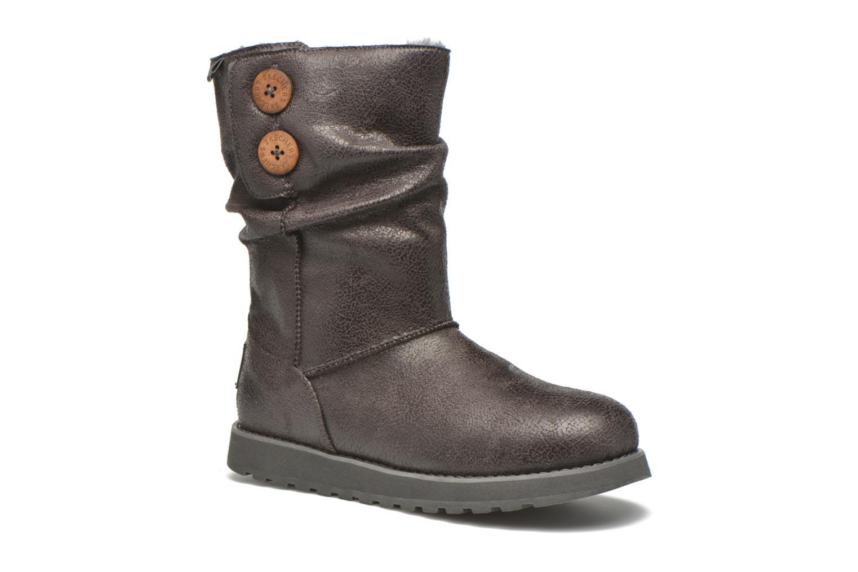 Bottines et boots Skechers Keepsakes Leather-Esque 48367 Gris vue détail/paire