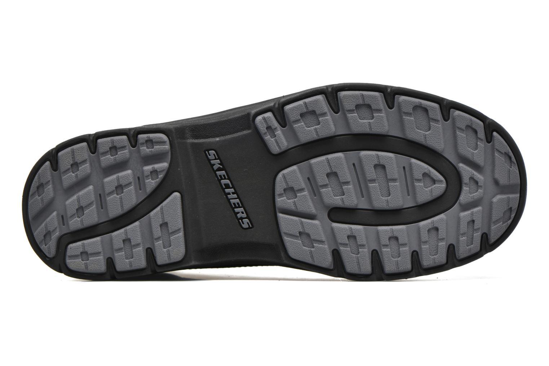 Bottines et boots Skechers Segment Amson 64593 Noir vue haut