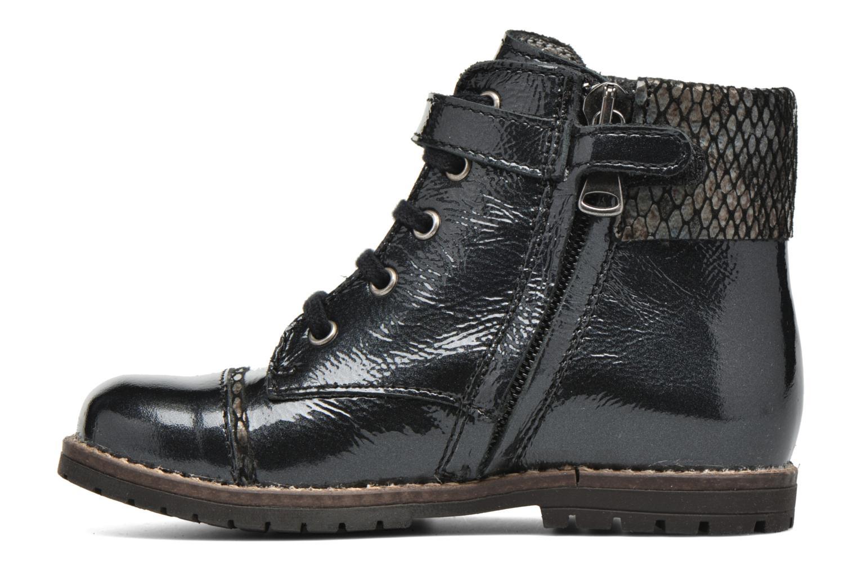 Boots en enkellaarsjes Little Mary Tresor Zwart voorkant