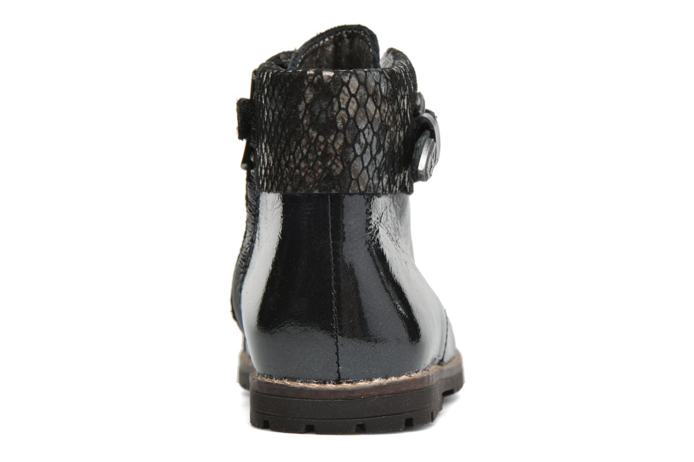 Boots en enkellaarsjes Little Mary Tresor Zwart rechts