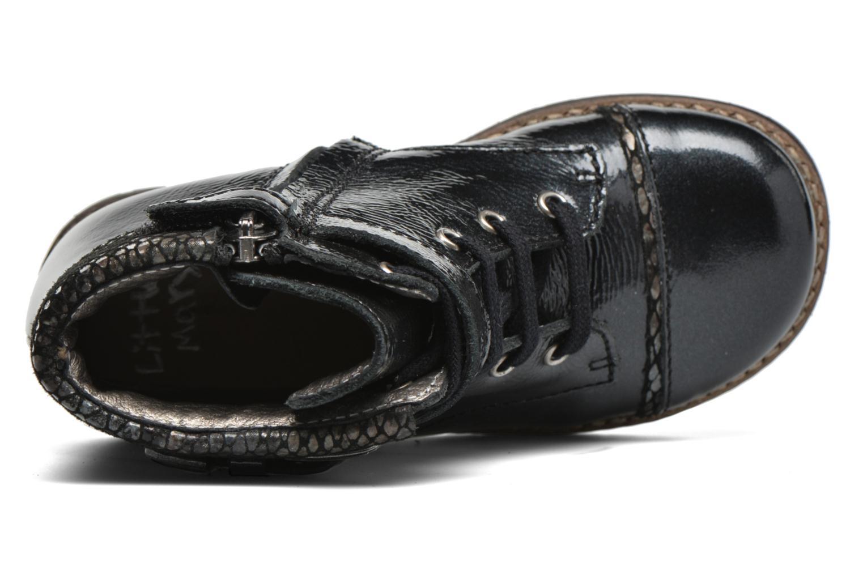 Boots en enkellaarsjes Little Mary Tresor Zwart links