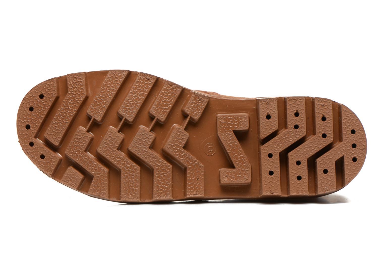 Bottines et boots Aigle Arizona Marron vue haut