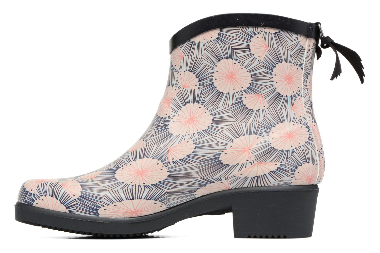 Bottines et boots Aigle Miss Juliette Bottillon Print Multicolore vue face