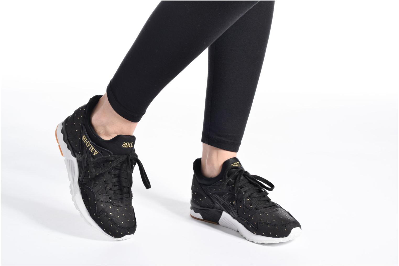Sneakers Asics Gel-Lyte V W Zwart onder