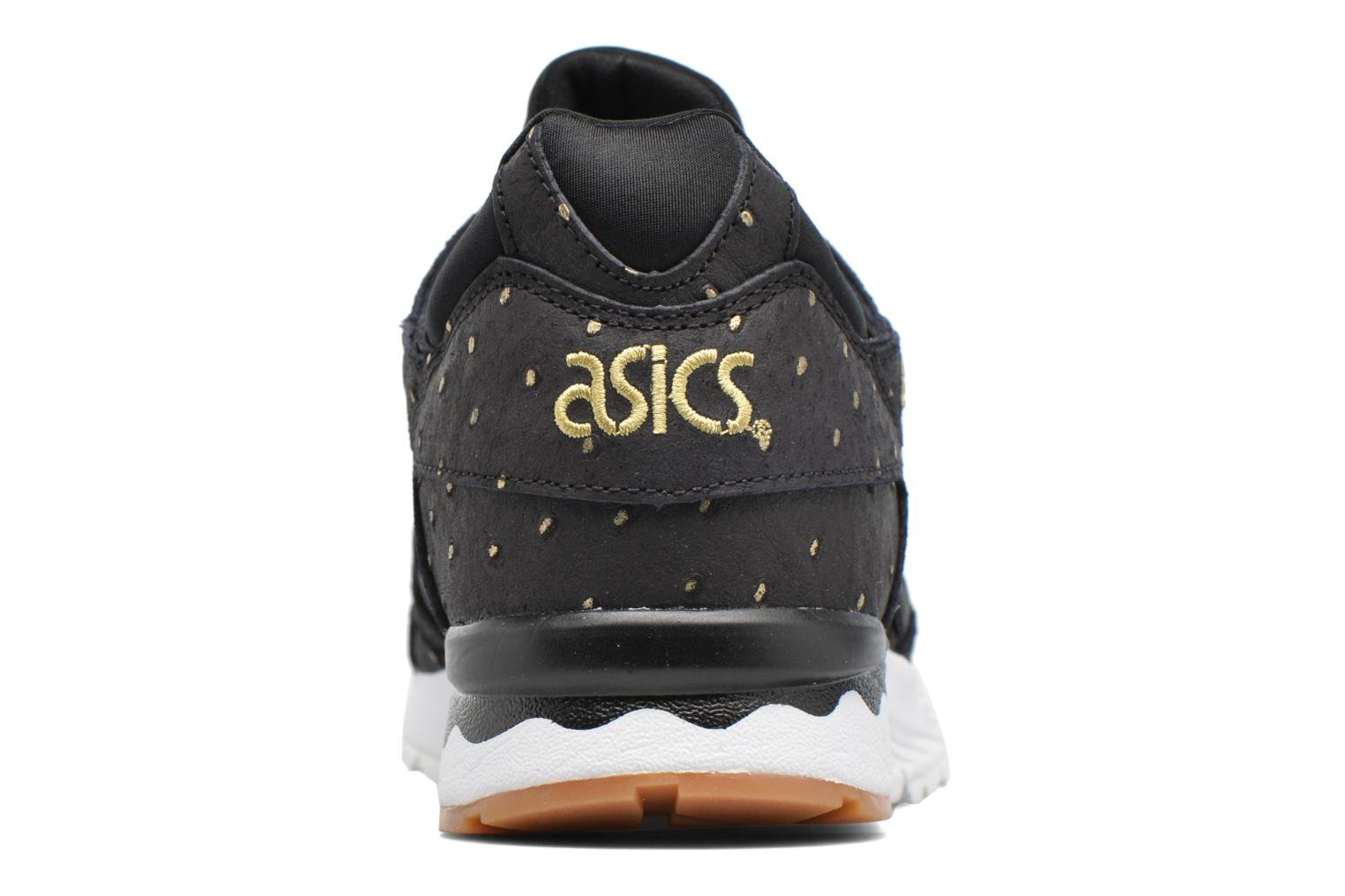 Trainers Asics Gel-Lyte V W Black view from the right