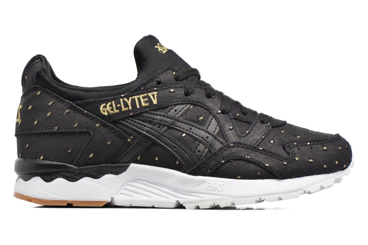 Trainers Asics Gel-Lyte V W Black back view