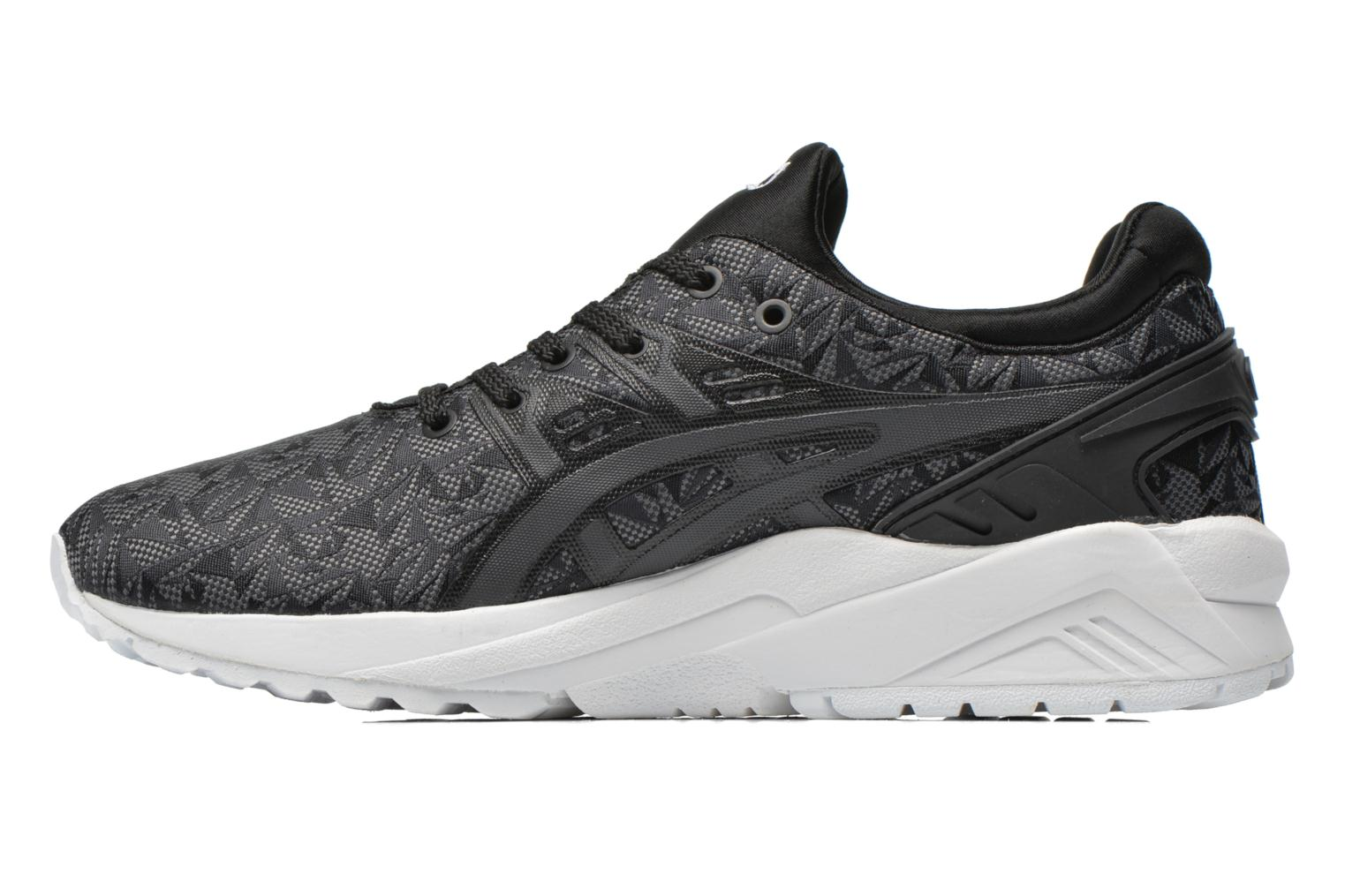 Baskets Asics Gel-Kayano Trainer Evo W Noir vue face
