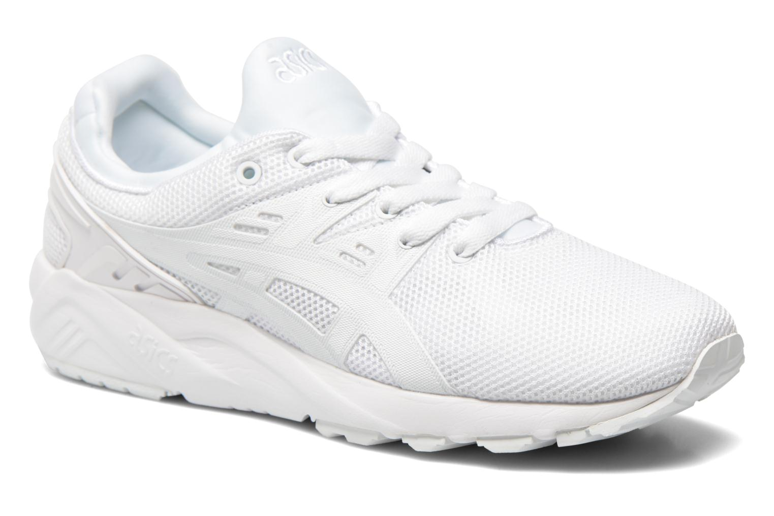 Trainers Asics Gel-Kayano Trainer Evo W White detailed view/ Pair view
