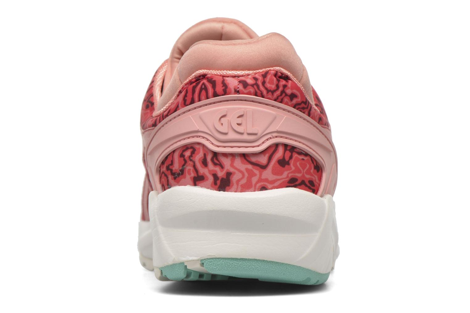 Gel-Kayano Trainer Evo W Hot Coral/Peach Melba