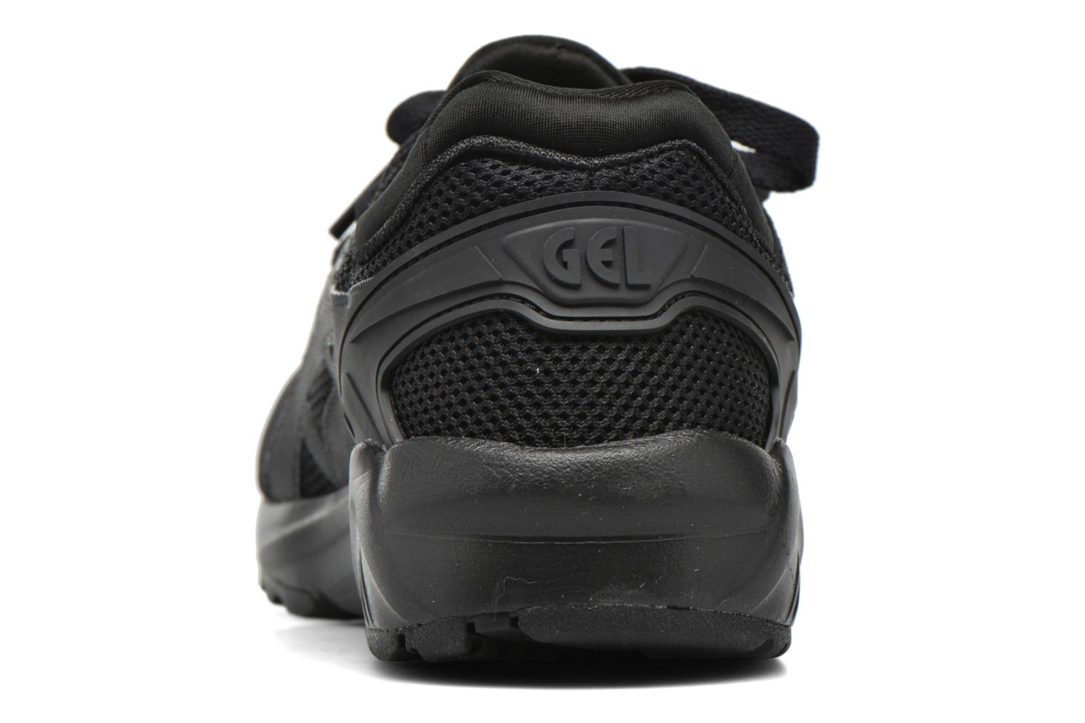 Trainers Asics Gel-Kayano Trainer Evo Black view from the right