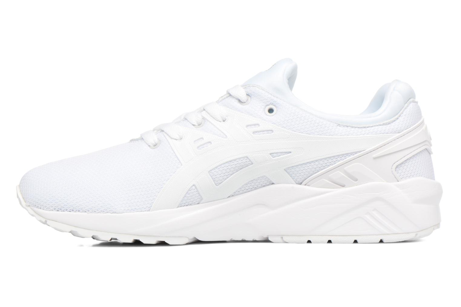 Trainers Asics Gel-Kayano Trainer Evo White front view