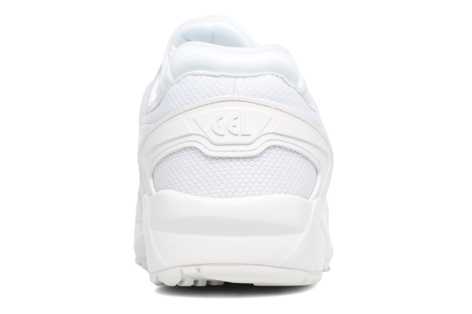 Trainers Asics Gel-Kayano Trainer Evo White view from the right