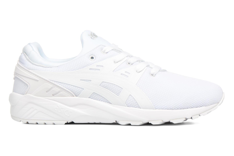 Sneakers Asics Gel-Kayano Trainer Evo Wit achterkant