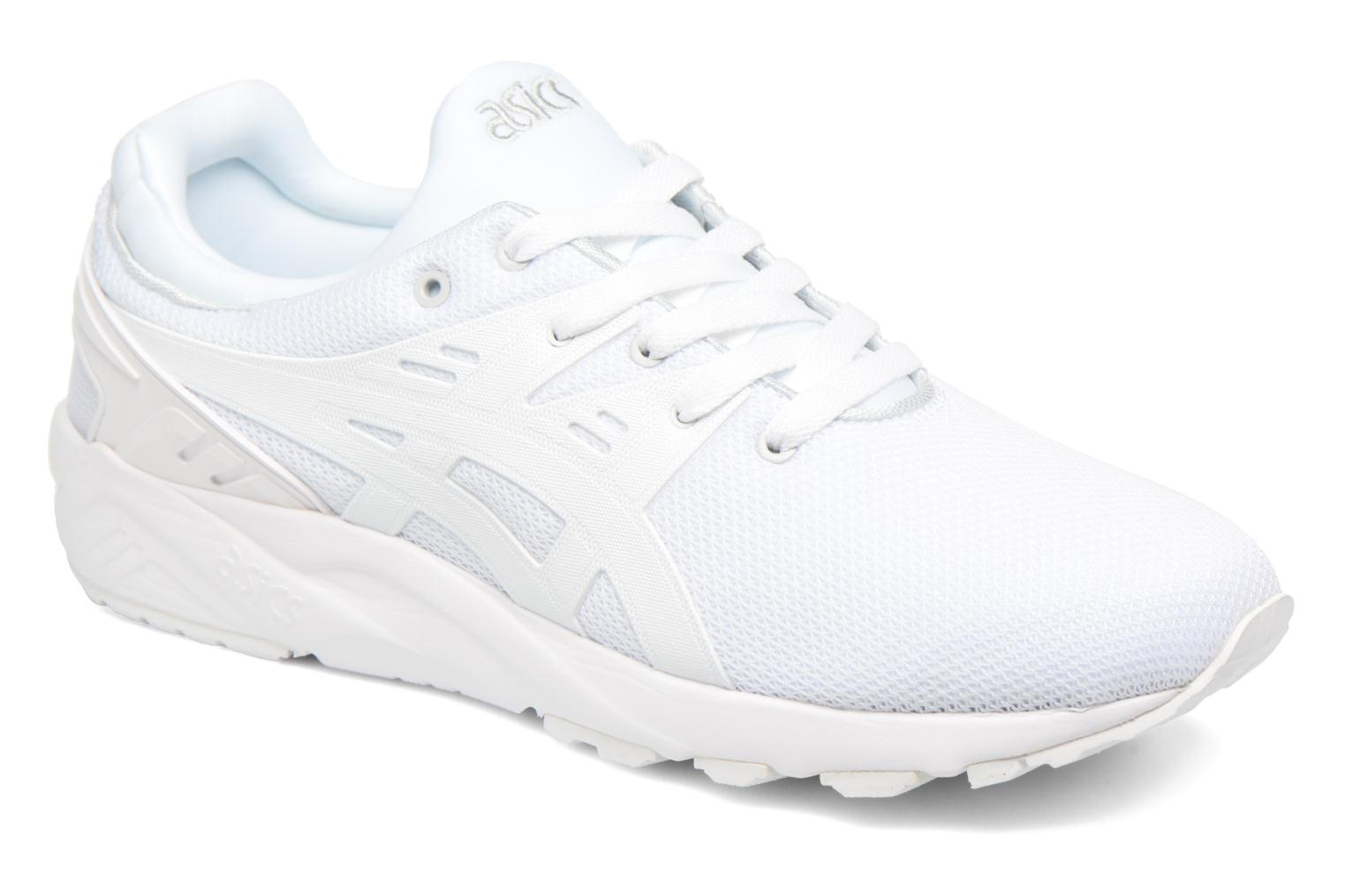 Trainers Asics Gel-Kayano Trainer Evo White detailed view/ Pair view